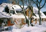 Pellworm: Ferienwohnungen - Urlaub im Winter an der Nordsee