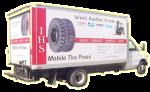 Tire Press Truck