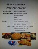 Fish Fry Friday's Logo